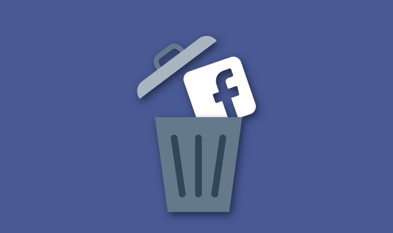 supprimer facebook