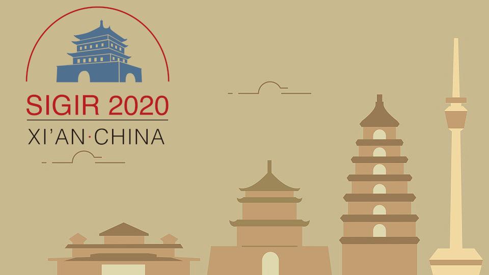SIGIR 2020 Chine